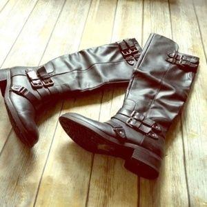 Dolce Vita OTK Moto Buckle Boots